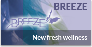 Breeze: new fresh wellness